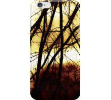 Glowing Tree Limbs iPhone Case/Skin