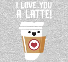Latte Love Kids Clothes