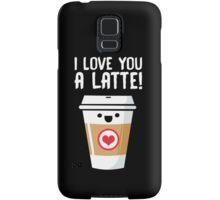 Latte Love Samsung Galaxy Case/Skin