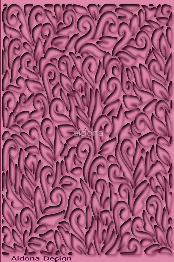Pink Pattern ( 1878 Views) by aldona