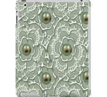 Lace & Pearls 1384 Views iPad Case/Skin