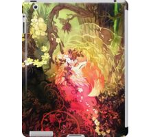 Dawnsing Wood Fox in Watercolor iPad Case/Skin