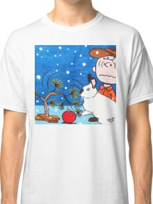 Christmas Card Series 1 - Design 7 Classic T-Shirt