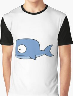 Cool whale Graphic T-Shirt