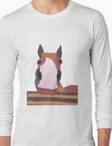 Leo the Horsie Long Sleeve T-Shirt