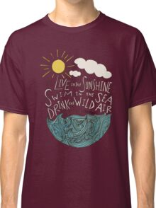 Emerson: Live in the Sunshine Classic T-Shirt