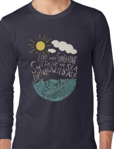 Emerson: Live in the Sunshine Long Sleeve T-Shirt