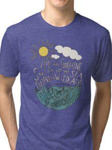Emerson: Live in the Sunshine Tri-blend T-Shirt