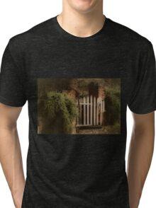 Garden Gate Tri-blend T-Shirt