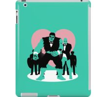 Marvelous Wedding! iPad Case/Skin