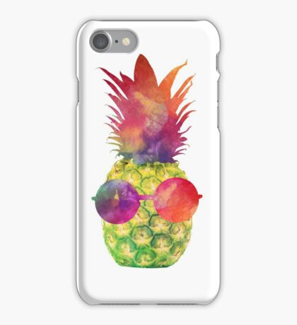 Green Pineapple iPhone Case/Skin