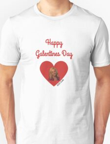 Galentines Day with Leslie: Parks & Recreation Unisex T-Shirt
