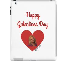 Galentines Day with Leslie: Parks & Recreation iPad Case/Skin