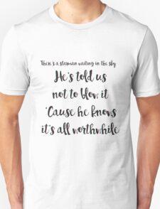 David Bowie starman 3D T-Shirt