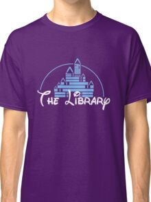 The Library Classic T-Shirt