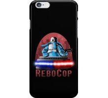 REBOCOP iPhone Case/Skin