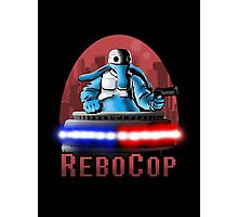 REBOCOP Photographic Print