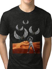 Boombox Apocalypse Tri-blend T-Shirt