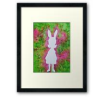 Louise Belcher Framed Print