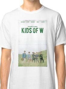 Adventure of WINNER 'KIDS OF W' Classic T-Shirt