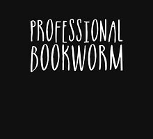 Professional Bookworm (inverted) Unisex T-Shirt