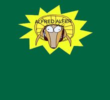 ALFRED ALFER CLASSIC LOGO  Womens Fitted T-Shirt