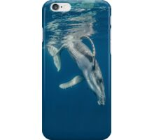 Spend some time with someone friendly iPhone Case/Skin