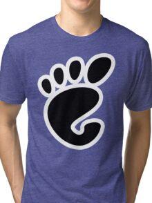 GnomeLinux Tri-blend T-Shirt