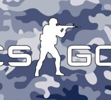 Counter Strike - Global Offensive Fan Art Sticker