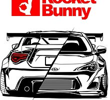 Rocket Bunny by LyndonJ