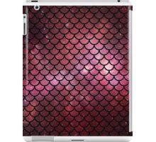 Mermaid Tail Red iPad Case/Skin