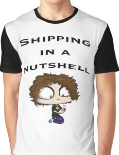 Shipping in a Nutshell Graphic T-Shirt