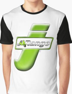 J Range scooter design Graphic T-Shirt