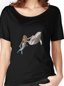 Hitching A Ride Women's Relaxed Fit T-Shirt
