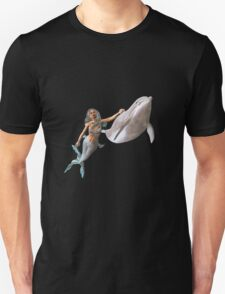 Hitching A Ride Unisex T-Shirt