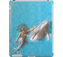 Hitching A Ride iPad Case/Skin
