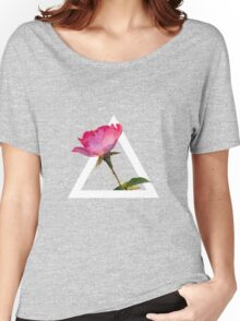 Rose #redbubble #style #fashion #tech Women's Relaxed Fit T-Shirt