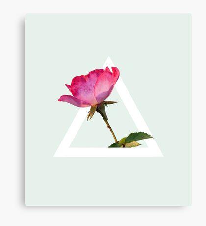 Rose #redbubble #style #fashion #tech Canvas Print