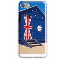 Brighton Bathing Boxes iPhone Case/Skin