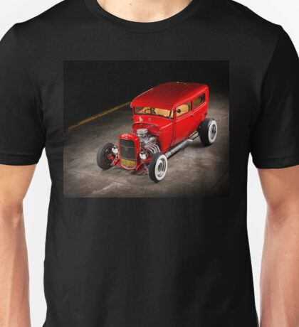 Rick Conway's 1928 Ford Hotrod Unisex T-Shirt