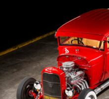 Rick Conway's 1928 Ford Hotrod Sticker