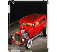 Rick Conway's 1928 Ford Hotrod iPad Case/Skin