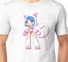 Chibi Kandi Twirl Koshka Unisex T-Shirt