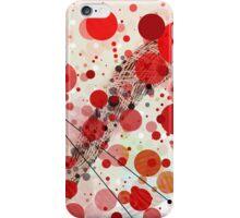 Red Dot Complex  iPhone Case/Skin