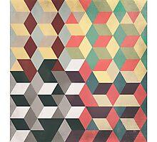 Vintage Pattern Photographic Print