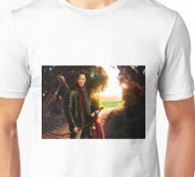 OUAT in Camelot - Robin and Roland Unisex T-Shirt