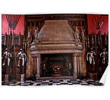 The Guarded Fireplace of Days Gone By Poster