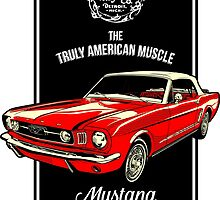 American Muscle by RaymondT