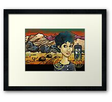 Unearthly Child Framed Print