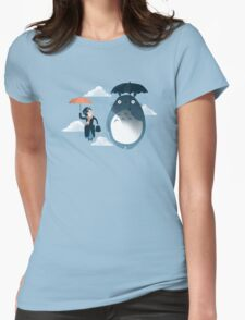 The Perfect Neighbor Womens Fitted T-Shirt